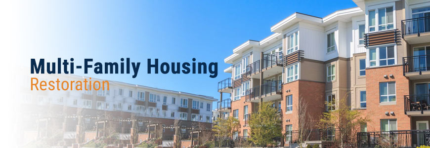 Multi-Family Housing Service in Greater Dallas-Fort Worth Area
